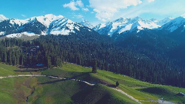 新疆是個好地方 | 魅力鞏留,你想要的遠方